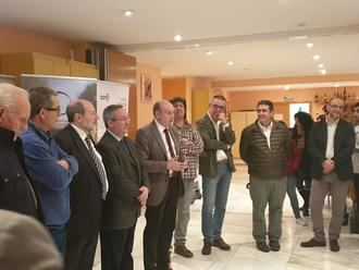 """Latre anima a los estudiantes de hostelería de Guadalajara a seguir innovando porque """"en nuestra provincia hay futuro"""""""