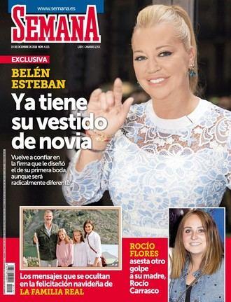 """SEMANA Carmen Borrego: """"Siento vergüenza por mi entrevista, la tiré a la basura sin leer"""""""