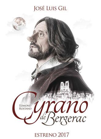 José Luis Gil será 'Cyrano de Bergerac' sobre las tablas del Buero Vallejo de Guadalajara