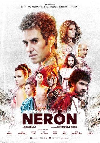 'Nerón', de Eduardo Galán, teatro clásico en el TABV