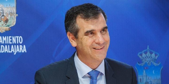 Antonio Román se presentará a las elecciones para seguir siendo alcalde de Guadalajara