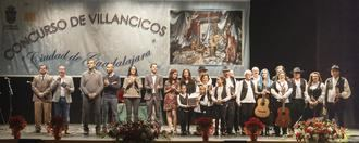 La Asociación Musical de Tórtola gana el XXVIII Concurso de Villancicos Ciudad de Guadalajara