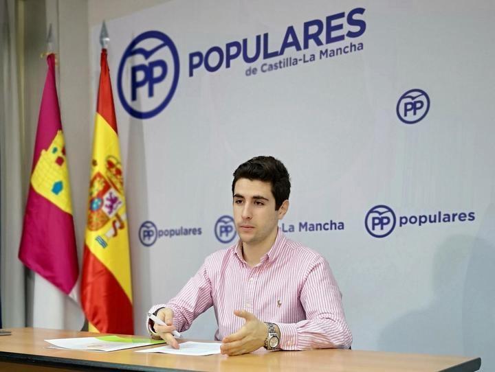 Los jóvenes de NNGG Castilla-La Mancha se encuentran 'fuertes y preparados' para hacer frente al próximo año