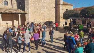 Campanadas anticipadas en Fuentenovilla
