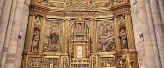 La catedral de Sigüenza, en el Jubileo de sus 850 años, de nuevo en TVE