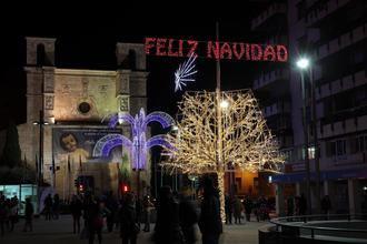 El mercurio irá de los 3ºC de mínima a los 15ºC de máxima este martes de Navidad en Guadalajara