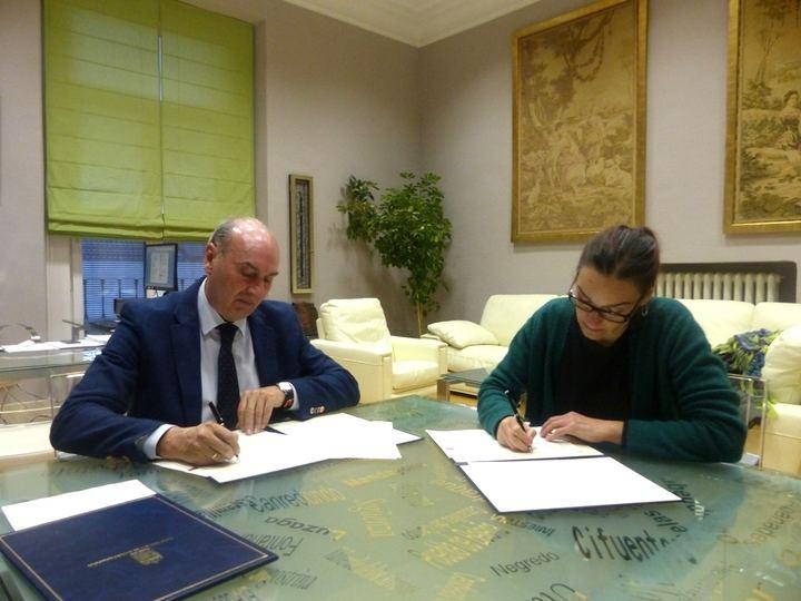 Diputación y la Asociación La Maraña colaboran para el desarrollo de actividades juveniles y de asesoramiento en la provincia