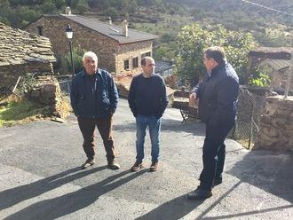 La Diputación invierte casi 200.000 euros en obras de pavimentación en varios pueblos de Guadalajara