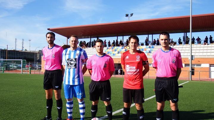 Hogar Alcarreño vs F. Talavera, este sábado a las 16 horas en la Fuente de la Niña