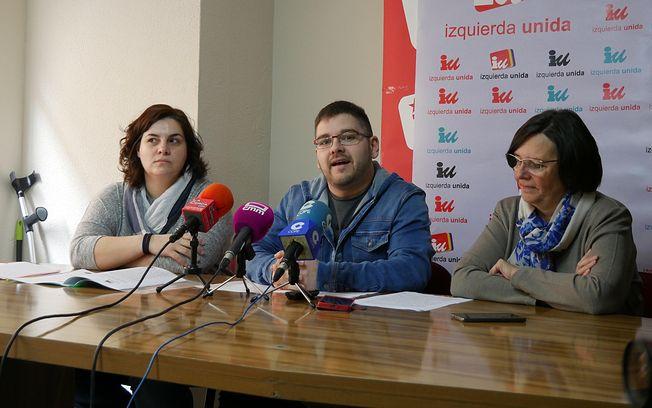 """Trifulca entre IU y Podemos en Albacete : """"No aceptaremos ocurrencias de Podemos ni que nadie ningunee nuestra presencia y nuestra dignidad"""""""