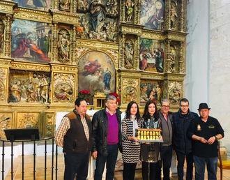 Laura Lara y Maria Lara, primeras Pregoneras de la Navidad en Fuentelencina