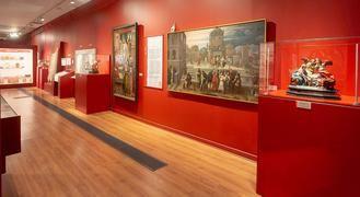 Más de 7.200 personas han visitado el Museo provincial de Guadalajara en su 180 aniversario