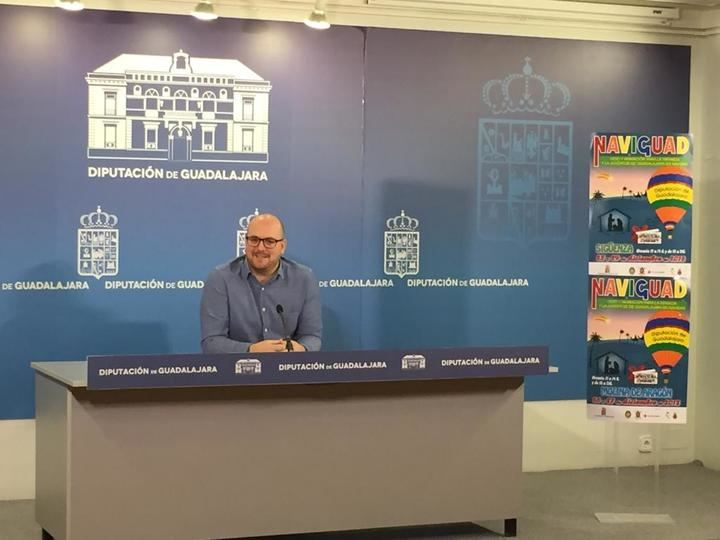 Nueva edición solidaria de 'Naviguad' en Molina, Sigüenza y Guadalajara.