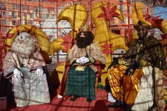 Una sexta carroza y unn recorrido vallado, novedades de la Cabalgata de Reyes de Azuqueca