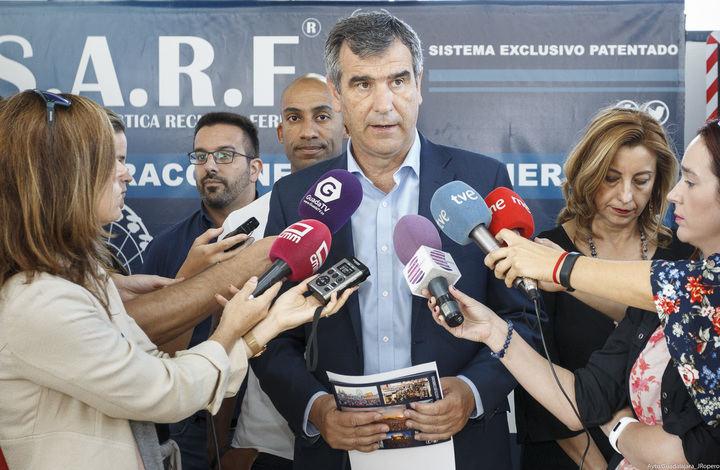 Román anuncia la inversión de 150.000 euros para un nuevo albergue para la ciudad
