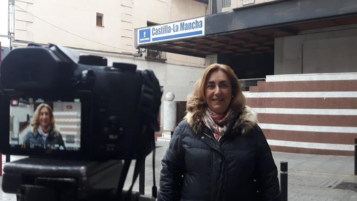 Valmaña reprocha a Sánchez y Page los 'daños colaterales' que están causando sus alianzas con fuerzas que no defienden la unidad de España