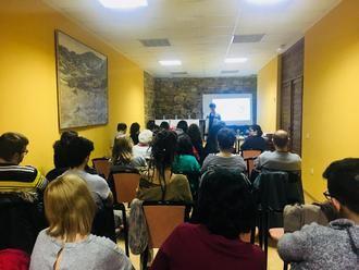 El Proyecto Iris concluye en Guadalajara con 50 charlas contra la explotación sexual
