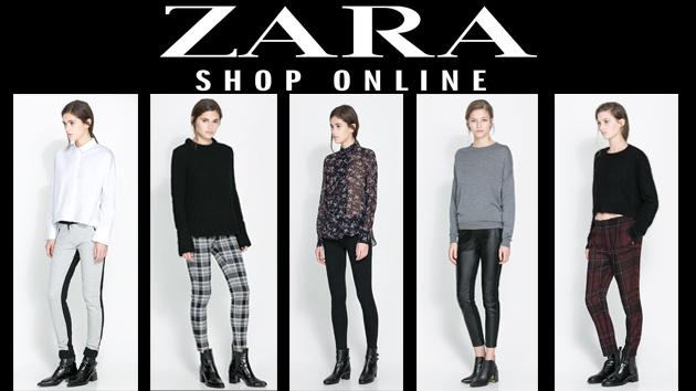 Zara adelanta sus rebajas de invierno