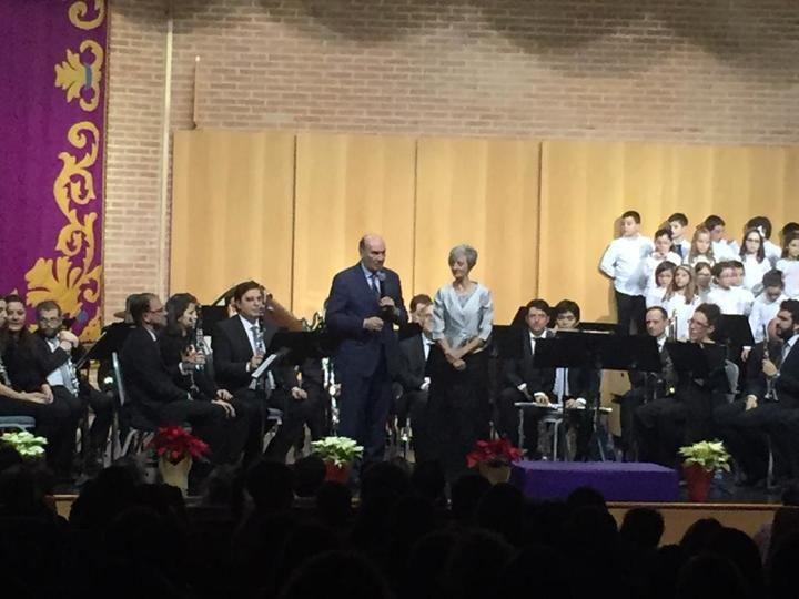 Espectacular Concierto de Navidad de la Banda de Música Provincial de la Diputación de Guadalajara