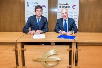 Fundación IberCaja y la Universidad de Alcalá firman un Convenio de Colaboración