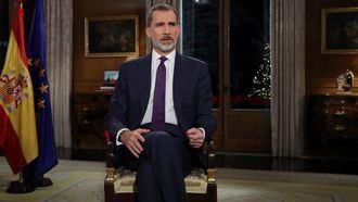 El Rey Felipe VI pide a los jóvenes defender