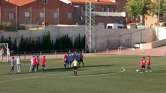 Pantoja vs Hogar Alcarreño, este domingo a las 16 horas