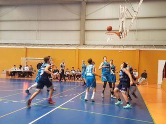 Comienza el Torneo de Navidad de Baloncesto del Club Deportivo Salesianos