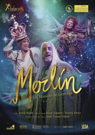"""'Merlín, un musical de leyenda"""", el día de los Santos Inocentes en el TABV"""
