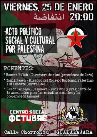 Alberto San Juan y las mujeres en el cine palestino en los ojos de Haneen Kulab, este mes en Guadalajara