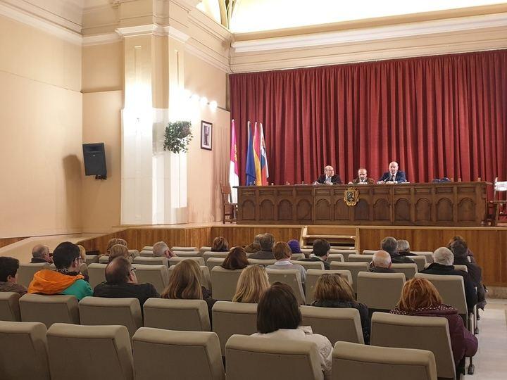 Nueva reunión informativa en Molina de Aragón sobre el Plan de Inversiones de la Diputación