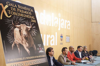 El 19 de enero, X Gala Benéfica de Premios Toromundial