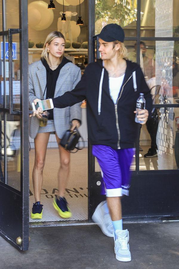 ¡HOLA! Por fin sabemos más sobre el nuevo tatuaje que Justin Bieber tiene en la cara