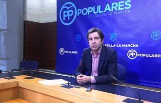 """Robisco destaca """"la ilusión del PP de Núñez, que cuenta con los mejores candidatos, frente al PSOE de Page al que dicen que no"""""""