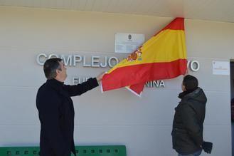 Inaugurados oficialmente los cuatro nuevos campos de fútbol de Guadalajara