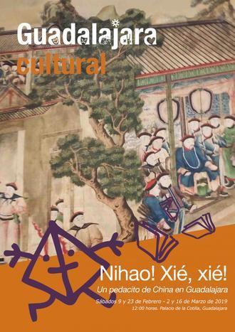 La Concejalía de Turismo dedicará los talleres familiares de febrero y marzo a China, a su cultura, y a las tradiciones de su Año Nuevo