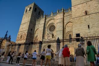 Casi 115.000 turistas visitaron Sigüenza en 2018