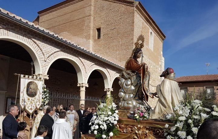 Alovera celebrará las fiestas de la Virgen de la Paz del 19 al 27 de enero