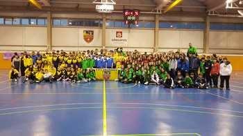 Satisfacción entre organizadores y participantes tras el éxito del Torneo de Navidad de Baloncesto del CD Salesianos