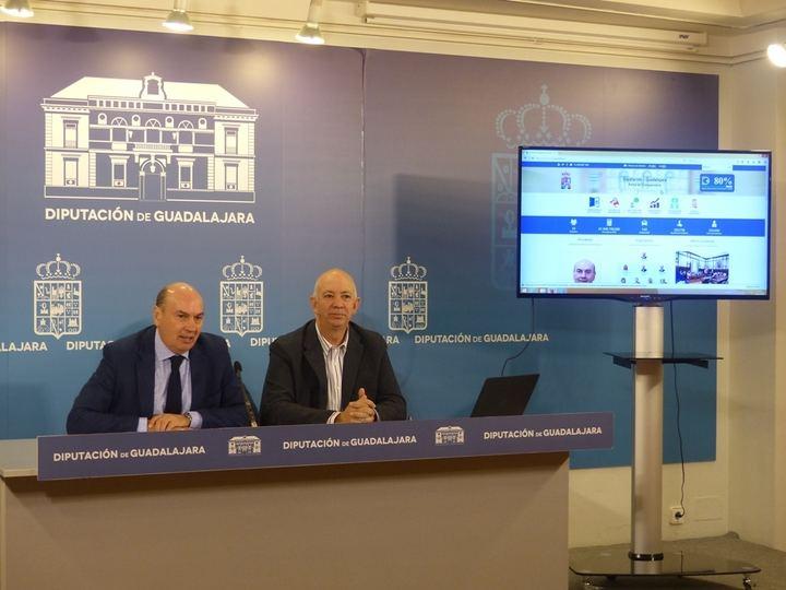 La Diputación de Guadalajara se posiciona como un referente en transparencia tras la publicación del nuevo portal web