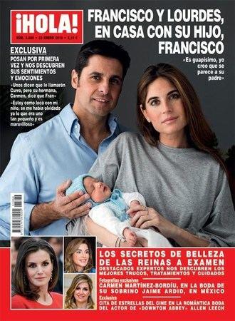 ¡HOLA! Antonio Orozco emociona a su contrincante Luis Fonsi con una dura confesión