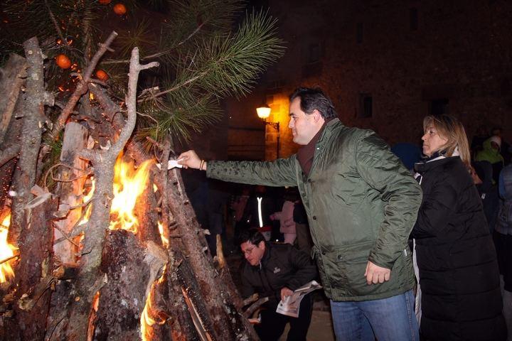 Paco Núñez apuesta por proteger y apoyar a ciudades como Sigüenza para explotar todo su potencial turístico