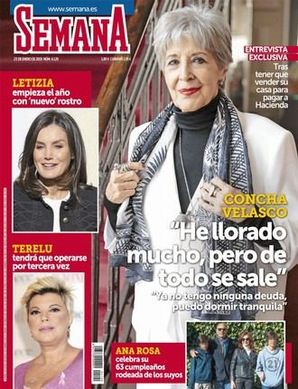 SEMANA Nuevo varapalo para Terelu Campos: fallece su tío paterno