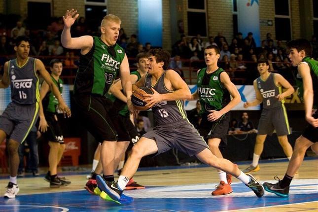 El base madrileño Guillermo González se incorpora a la disciplina del Isover Basket Azuqueca