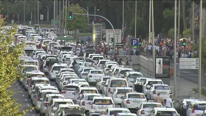 Antonio Román suspende su visita a FITUR por no poder acceder a IFEMA por la huelga de taxistas