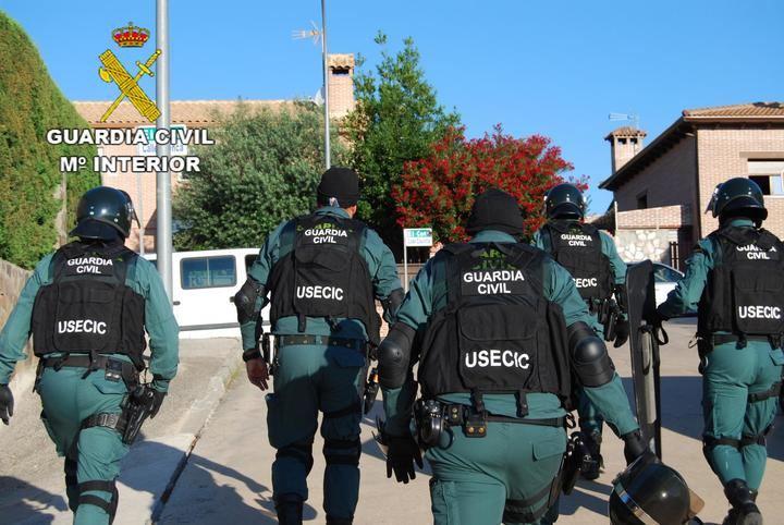 La Guardia Civil detiene a una persona en Azuqueca de Henares por tráfico de drogas