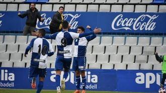 El Conquense cae en Sabadell pese a la gran actuación de Marqueta