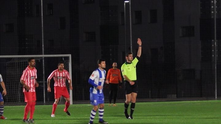 El Hogar Alcarreño, 1-1, empata con el líder