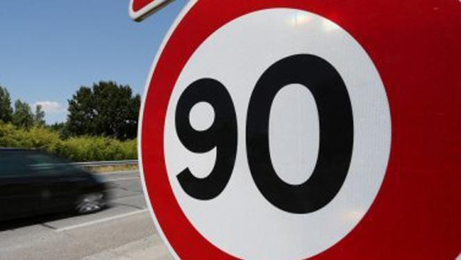 Este martes entra en vigor la reducción del límite de velocidad a 90 kilómetros por hora en carreteras convencionales