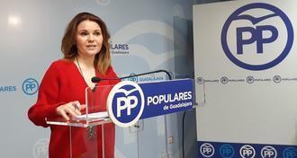"""Valdenebro lamenta que """"los 'pactos con radicales' de Sánchez y Page están arrastrando a España y a Guadalajara"""""""