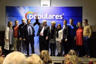 Paco Nuñez asegura que José Luis González revalidará la alcaldía de El Casar pues ha demostrado una excelente gestión al frente del Ayuntamiento